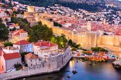 Dubrovnik, Kroatië Royalty-vrije Stock Afbeeldingen