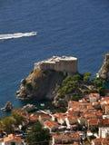 Dubrovnik - Kroatië 9 Royalty-vrije Stock Fotografie