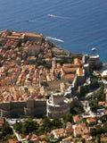 Dubrovnik - Kroatien 10 Arkivbild