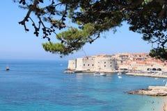 Dubrovnik, Kroatien lizenzfreies stockfoto