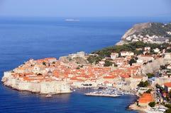 Dubrovnik, Kroatien. Lizenzfreie Stockfotos