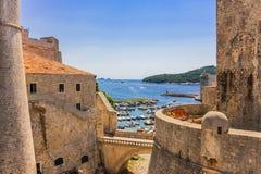 Dubrovnik Kroatien Lizenzfreie Stockfotos