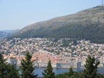 Dubrovnik, Kroatien lizenzfreies stockbild