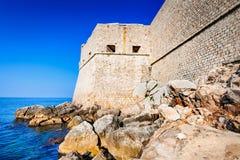 Dubrovnik, Kroatien - adriatisches Meer Stockbilder