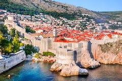 Dubrovnik, Kroatien - adriatisches Meer, Dalmatien Lizenzfreies Stockbild