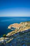 Dubrovnik Kroatien Europa Stockbild