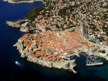 Dubrovnik - la Croatie Photo libre de droits