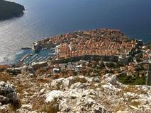 Dubrovnik - la Croatie 6 Image libre de droits