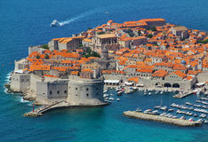 Dubrovnik, Croatie Photographie stock