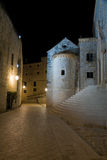 Dubrovnik by night Stock Image
