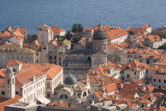 Dubrovnik - Old City Stock Photography
