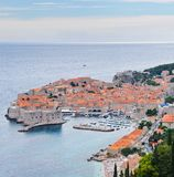 Dubrovnik Old City Stock Photography