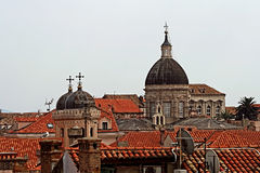 Dubrovnik Old City Stock Photos