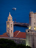 Dubrovnik old city Stock Image