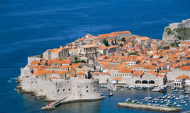 Dubrovnik Old City royalty free stock photography