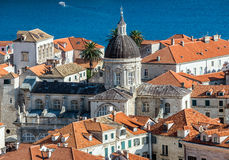 Dubrovnik Old City Royalty Free Stock Images