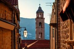 Dubrovnik old city Stock Image
