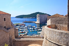 Free Dubrovnik Old Town Royalty Free Stock Image - 16050536