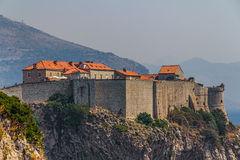Dubrovnik old town Royalty Free Stock Images