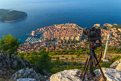 Dubrovnik Old Town Stock Photos