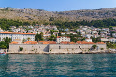 Dubrovnik old town Royalty Free Stock Photo