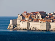 Dubrovnik old town Stock Photo