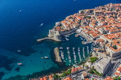 Dubrovnik old town Stock Photos