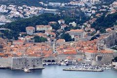 Dubrovnik old town, Croatia Stock Images
