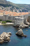 Dubrovnik old town, Croatia Royalty Free Stock Image
