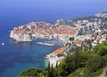 Dubrovnik old town, Croatia Stock Image