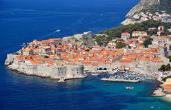 Dubrovnik. Old town Dubrovnik - Croatia, Europe royalty free stock photos