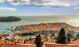 Dubrovnik old town, Croatia Stock Photography