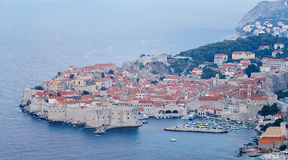 Dubrovnik Old Town, Croatia Royalty Free Stock Images