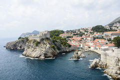 Dubrovnik Old Town, Croatia Royalty Free Stock Photography