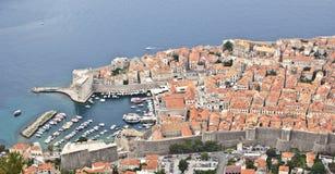 Dubrovnik Old Town. Dubrovnik. Croatia stock images
