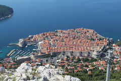 Dubrovnik. Old Town. Royalty Free Stock Photo