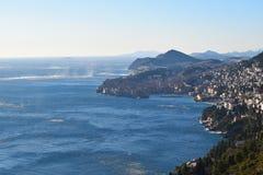 Dubrovnik-Panorama stockfotografie