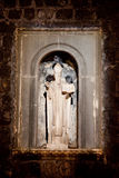 Dubrovnik Patron Saint Blaise Statue Royalty Free Stock Photo