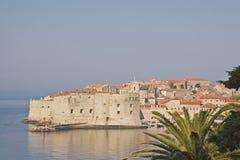 Dubrovnik - perla del Adriático croata Foto de archivo