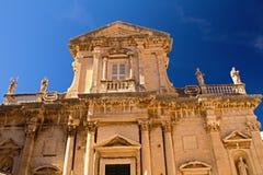 Dubrovnik - Perle der Adria stockbilder