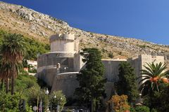 Dubrovnik - Perle der Adria lizenzfreies stockfoto