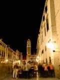 Dubrovnik - Plaza Stock Photography
