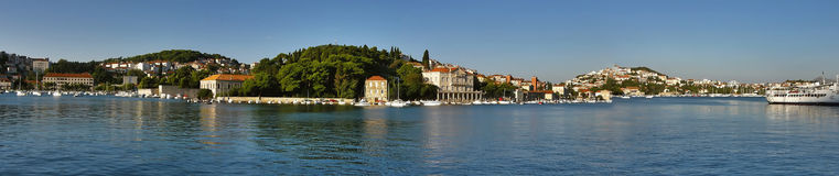 Dubrovnik port - Gruz Stock Image