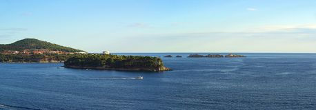 Dubrovnik Riviera   Stockbilder