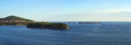 Dubrovnik Riviera  Stock Images