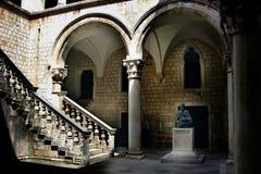 Dubrovnik slott Royaltyfri Foto