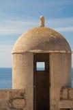 Dubrovnik-Stadt-Wand Lizenzfreie Stockfotografie