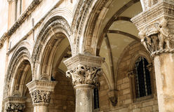 dubrovnik starego miasta. zdjęcie royalty free