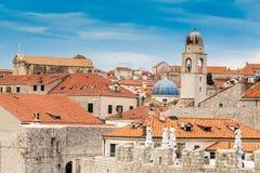 dubrovnik starego miasta zdjęcia royalty free