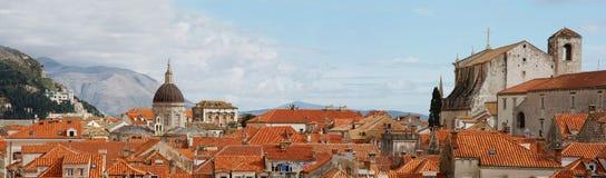 dubrovnik starego miasta. Zdjęcia Stock
